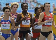 Ugandan Athlete Annet Negesa banned from Tokyo 2020